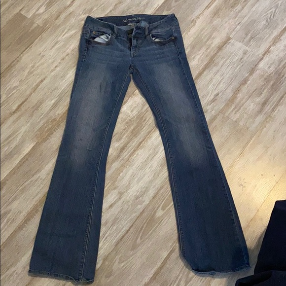 American Eagle Super Stretch Artist Jeans